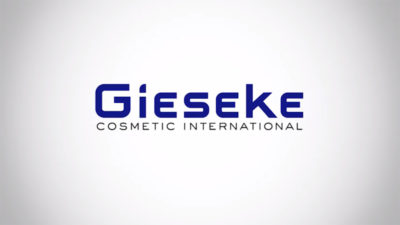 Gieseke Cosmetic International - Digital Signage Kampagne